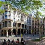 Apartment for rent in Barcelona center