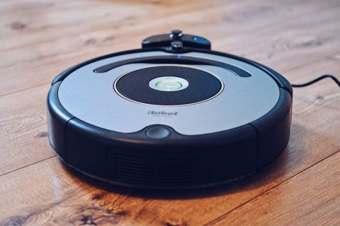 Take the trouble out of housework with a robot vacuum cleaner