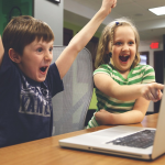 Importance of online games in children's learning