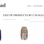 Where to buy luxury Cavalli Class bags?