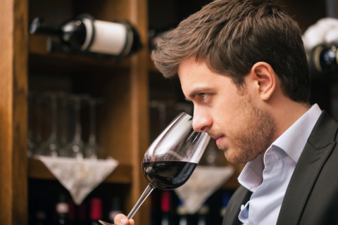 Diego Dougherty and his passion for wine