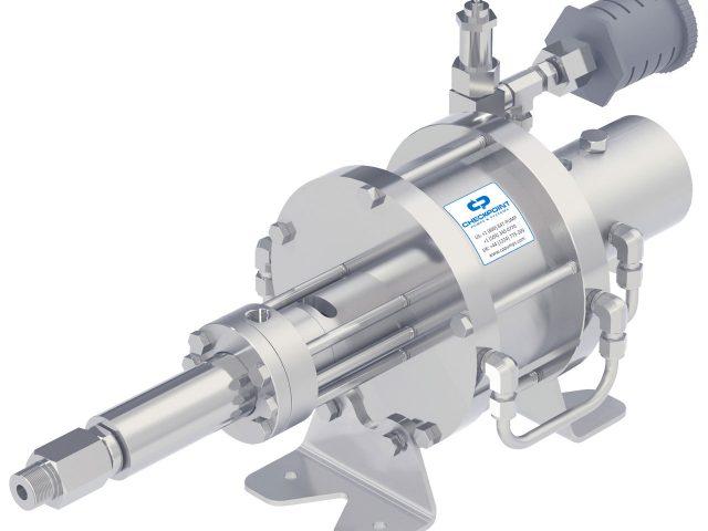 Applications of pneumatic pumps