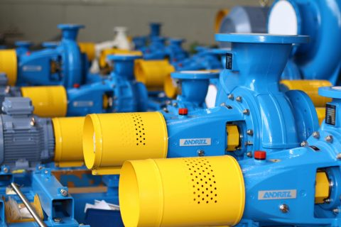 Maintenance guide for self-priming pumps