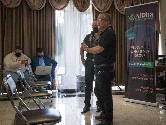 ALPHA INVESTMENT GROUP COSTA RICA SEMINAR 2021